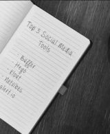 Top 5 Social Media Tools Blogbeitrag
