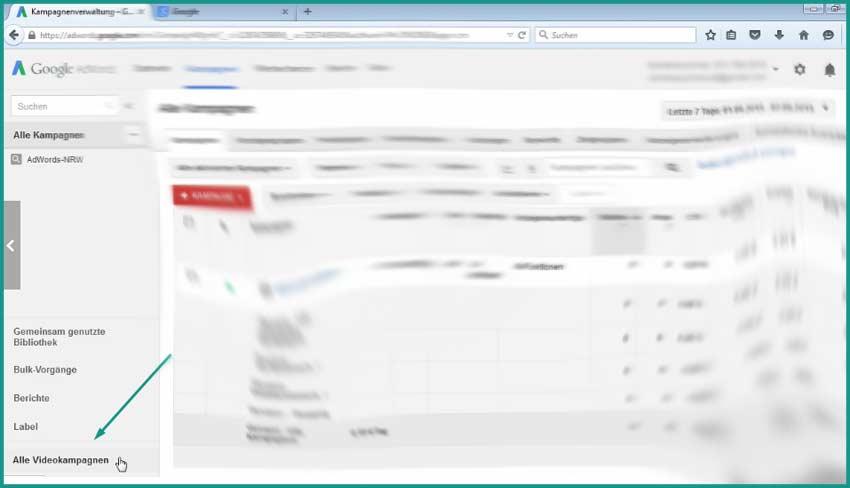 google adwords mit youtube verknüpfen