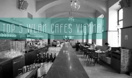 Wlan Cafes in Wien | Arbeiten und lernen | TOP 5