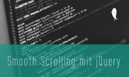Scroll to ID | With jQuery and Smooth Scrolling to a predefined Anchor
