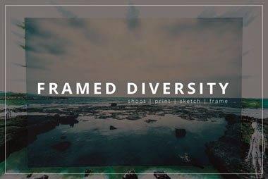 Webdesign Porftolio Slidebird Framed Diversity