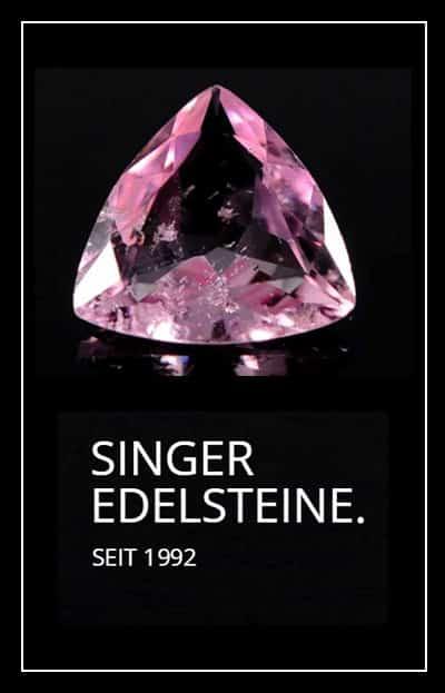 Webshop Singer Edelsteine