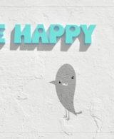 be happy - 7 brain hacks Blogartikel von daniel knoflicek