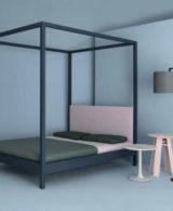 Schlafzimmer minimalistisches Design - johan möbel als Kunde für webdesign von slidebird