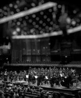 Orchester bei klassischem Konzert - ViennaTickets als Kunde für webdesign bei Slidebird
