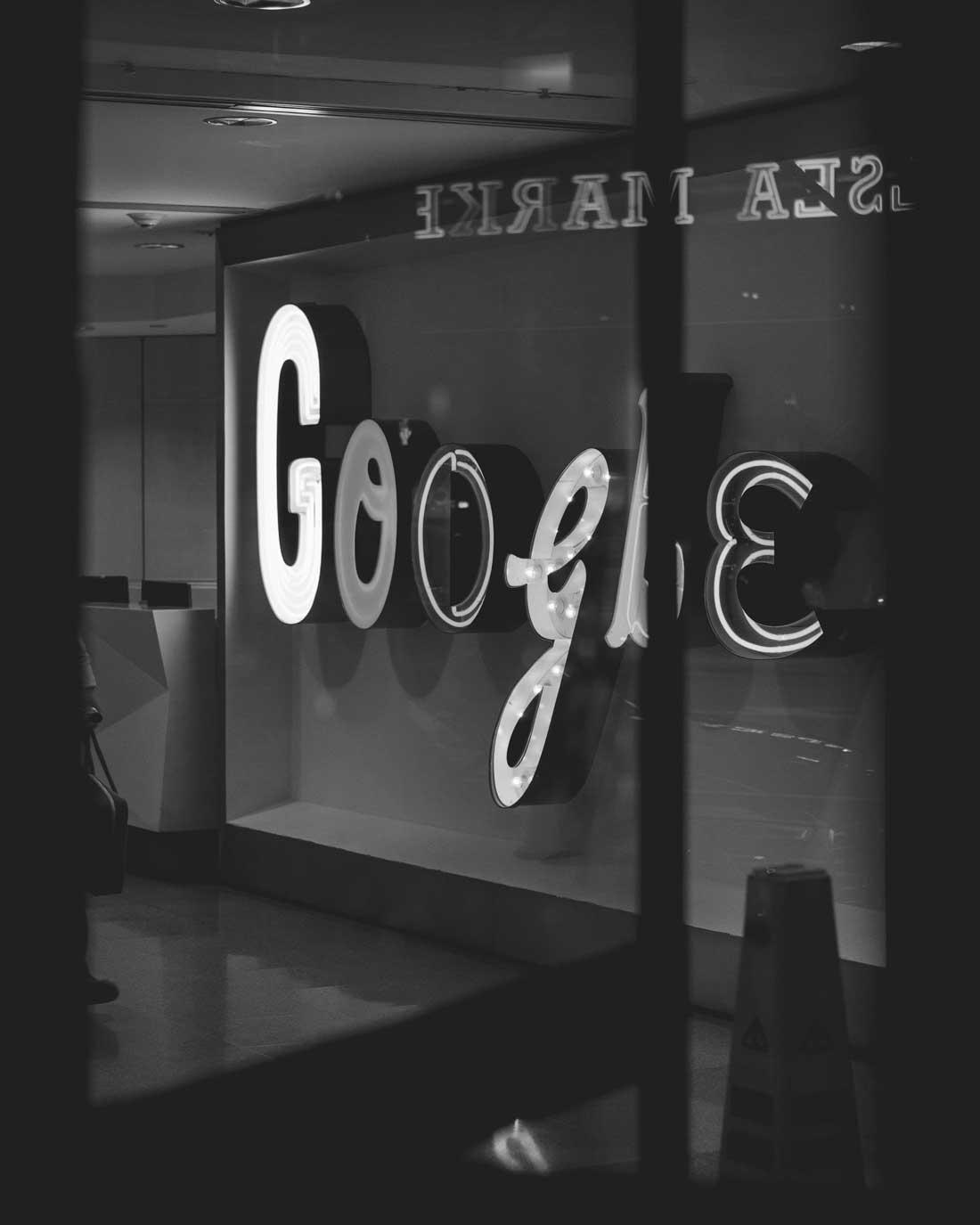 bild von google logo